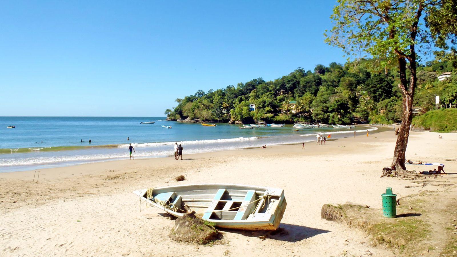Guided North Coast Road Tour with Maracas Bay & Las Cuevas Bay