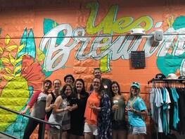 Casco Fiasco: Portland Brewery Tour with Lunch