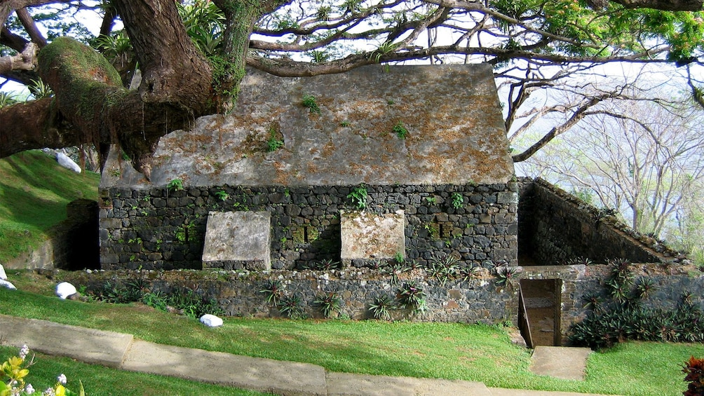 Show item 5 of 7. Historical building in Tobago