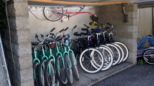 Bicycles for rent in Arizona