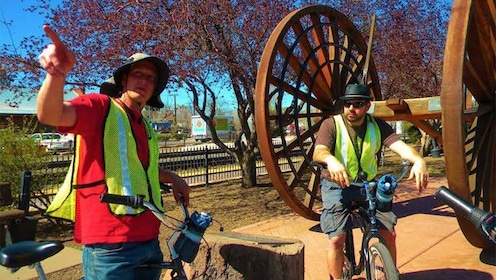 Bicycling tour in Flagstaff