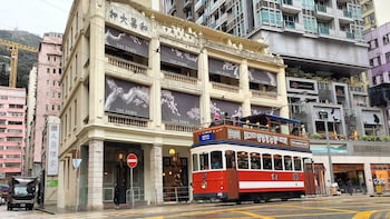 Hong Kong Tram - TramOramic Tour & 2-Day Unlimited Tram Pass