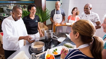 Private Authentic Bahamian Cooking Class