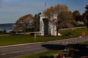 Private Border Corner Tour in Washington