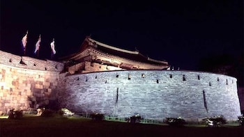 Suwon Hwaseong Fortress Night Tour