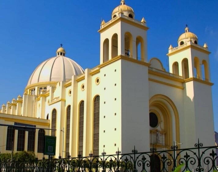 Show item 3 of 7. San Salvador Layover Tour -  City Sightseeing & El Boquerón