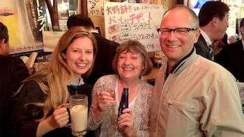 Visita privada por bares izakaya japoneses de Tokio