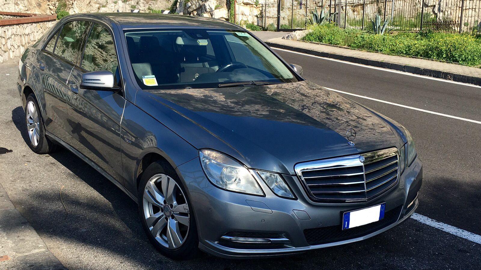 Private Standard Car: Sorrento - Amalfi Coast