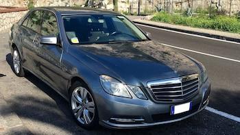 Privétransfer in Standaard auto: Sorrento - Amalfikust