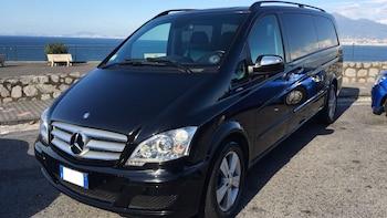 Yksityinen tila-auto: Sorrento – Amalfin rannikko