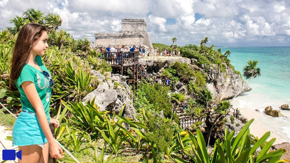 Day Trip to Tulum & Cenote