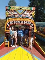 Teotihuacan, Guadalupe + Xochimilco, Coyoacan & Frida Kahlo