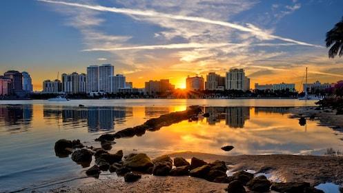 Southern Florida coast