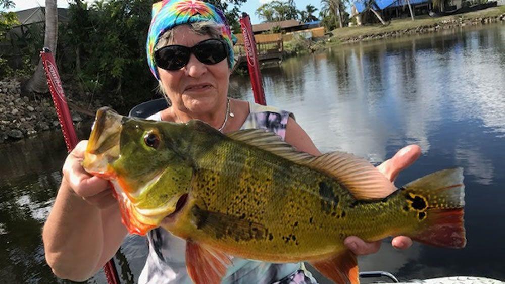 Naples Bass Fishing Trip