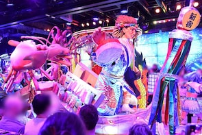 Spectacle du Robot Restaurant
