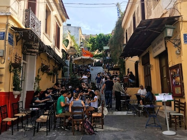 Small-Group Athens Food & Markets Walking Tour