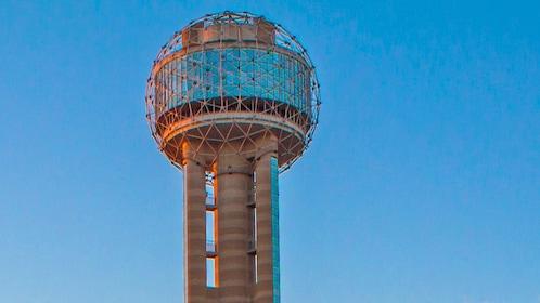 circular structure in Dallas