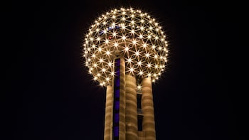 Dallas Reunion Tower Observation Deck Admission