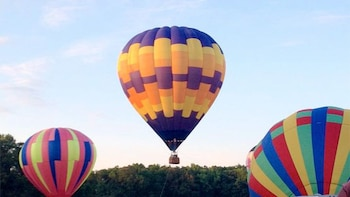 Private Hot Air Balloon Flight for 2