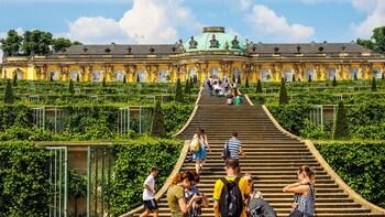 Halbtägige private Fahrt durch Potsdam