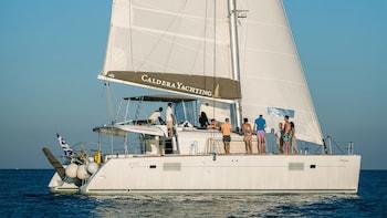Gold Caldera-catamarancruise
