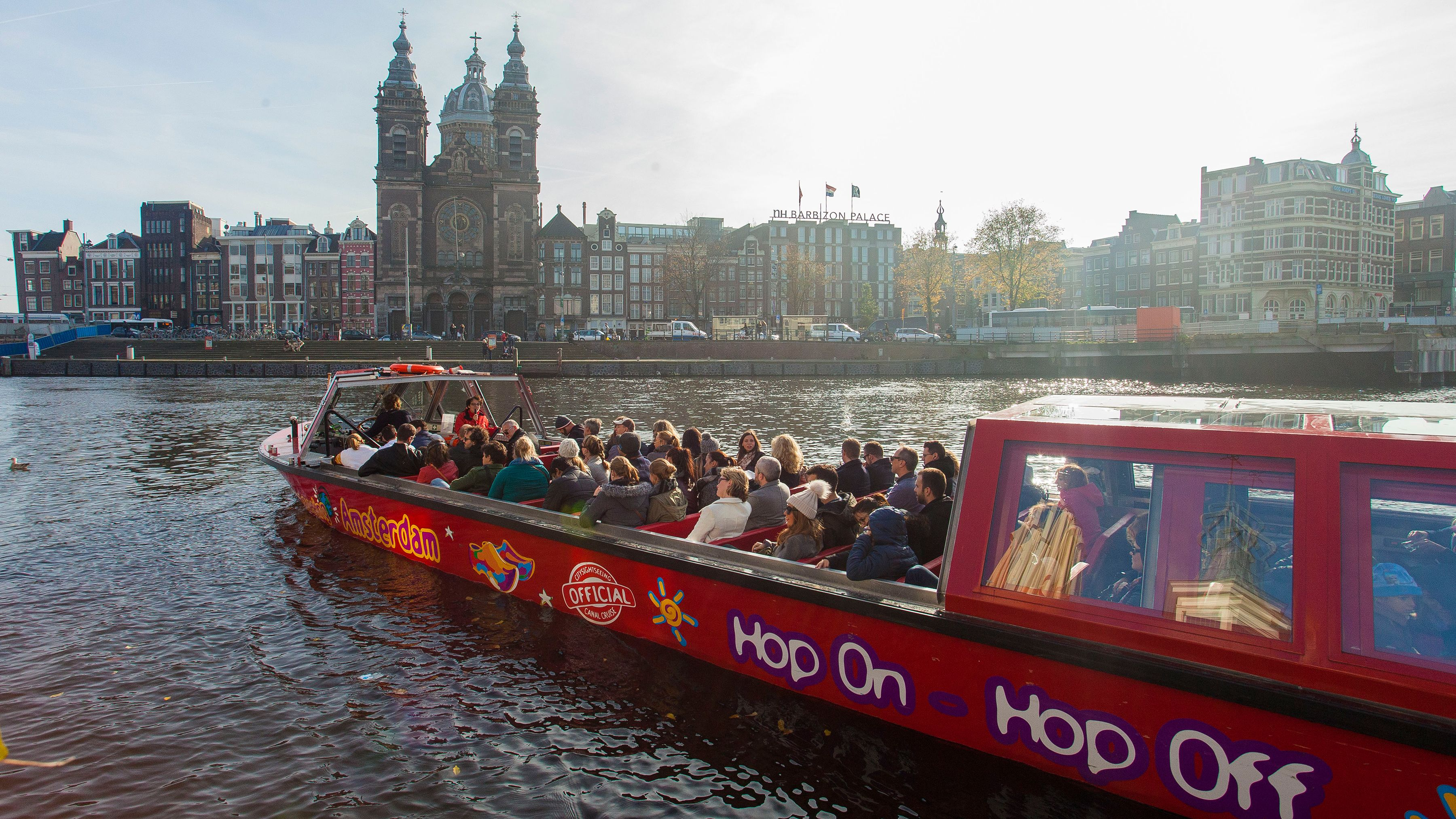 Shore Excursion: Amsterdam Hop-On Hop-Off Bus Tour