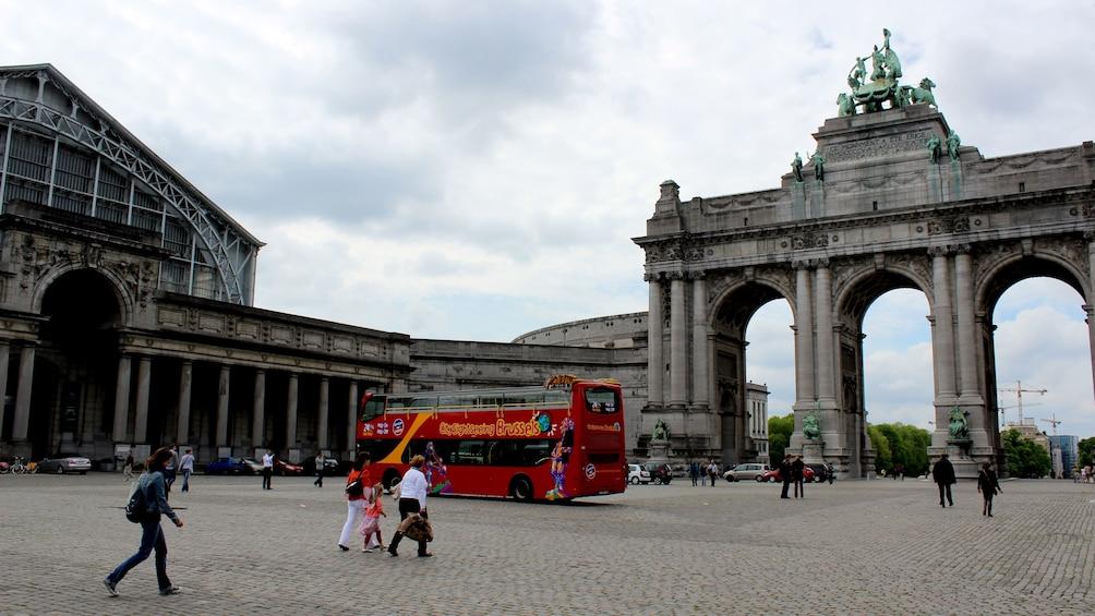 Foto 10 von 10 laden Hop on Hop off Bus in Brussels