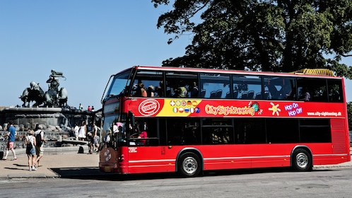 Hop on Hop off Bus tour in Copenhagen