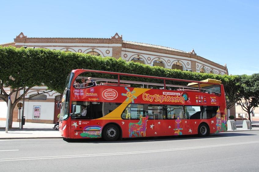 Shore Excursion: Malaga Hop-On Hop-Off Bus Tour
