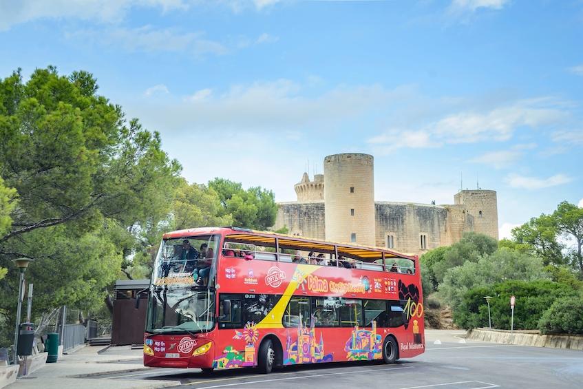 Shore Excursion: Palma de Mallorca Hop-On Hop-Off Bus Tour