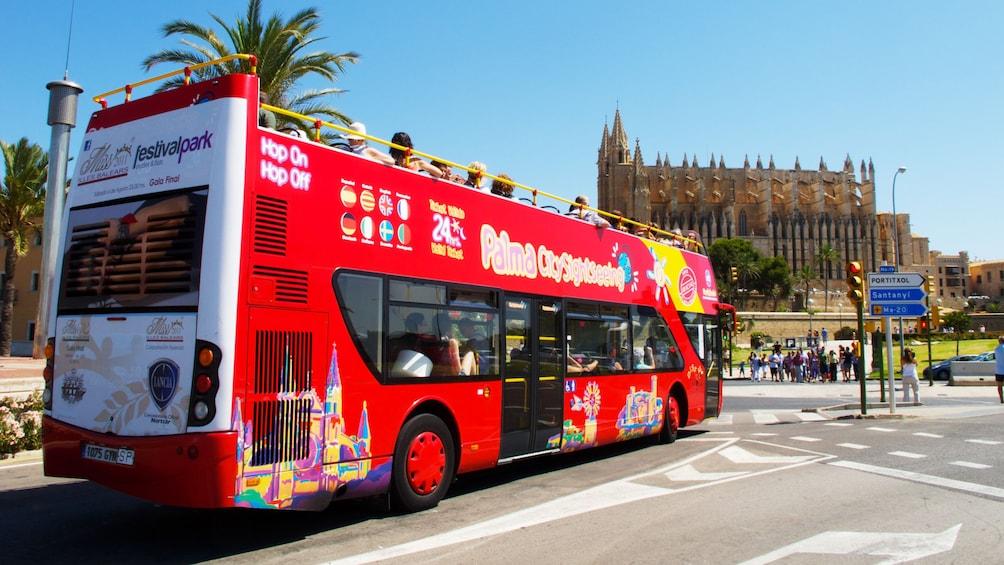 Hop on Hop off bus tour of Mallorca & Palma