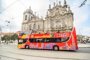 Shore Excursion: Porto Hop-On Hop-Off Bus Tour