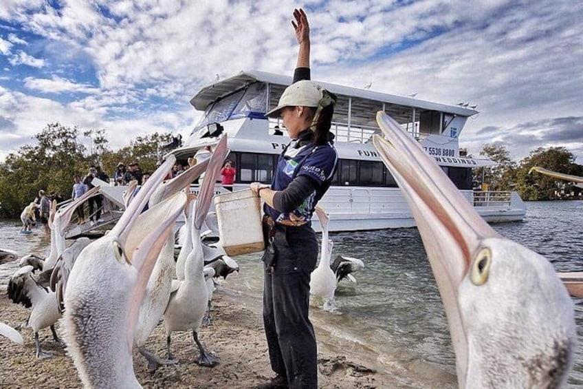 Crab Catching Adventure Cruise