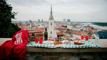 Local Secrets of Bratislava Small-Group Tour