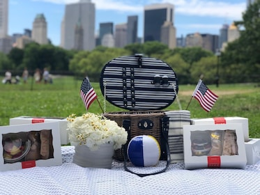 All Day Bike Rental & Picnic Lunch in Central Park