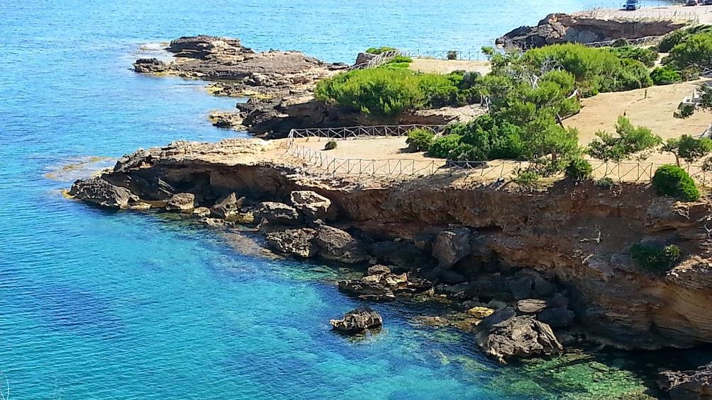 Coastline of Majorca