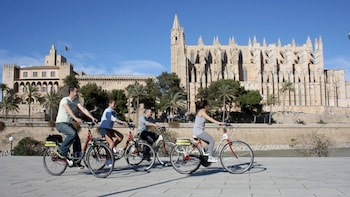 Guided Bicycle Tour of Palma's Historic Landmarks