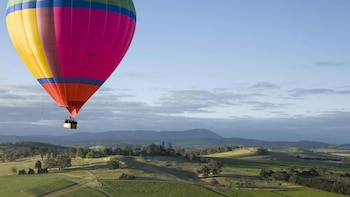 Private Hot Air Balloon Ride for 2 with Champagne & Canapes