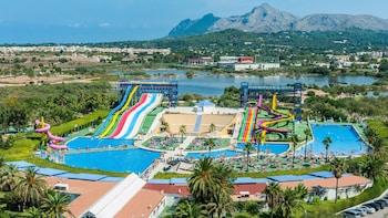 Admission to Hidropark Alcúdia