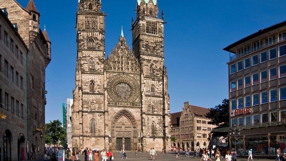 Heidelberg & Nuremberg Full-Day Tour