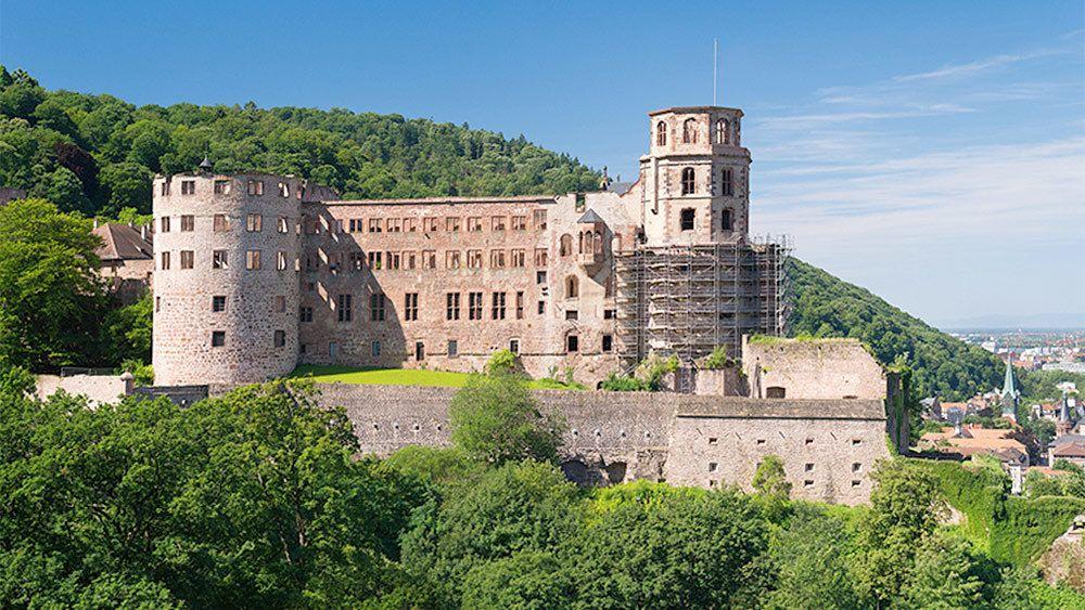 Full-Day Heidelberg & Schwetzingen Palace with entrances