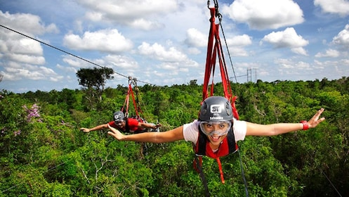 Extreme sports in cancun