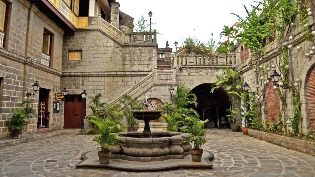 Show item 5 of 5. courtyard in manila