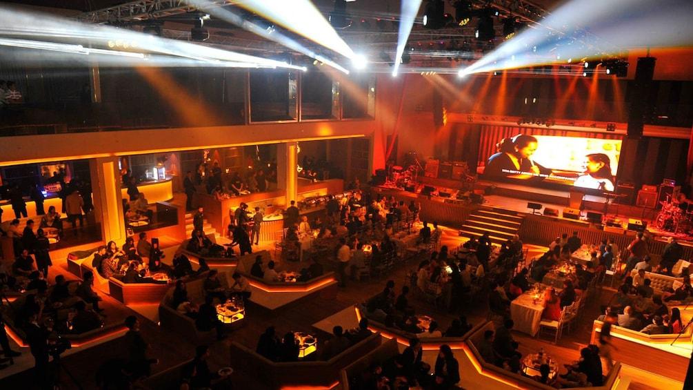 Show item 5 of 5. interior of club in manila