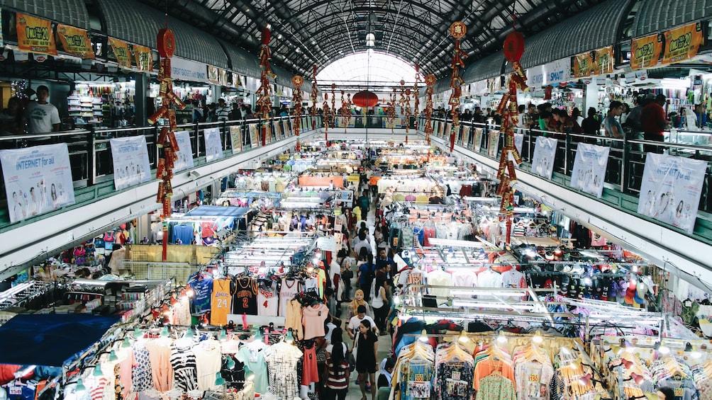 Show item 4 of 5. interior of mall in manila