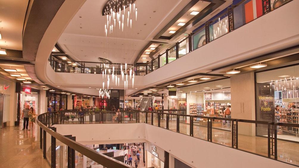 Show item 3 of 5. interior of mall in manila