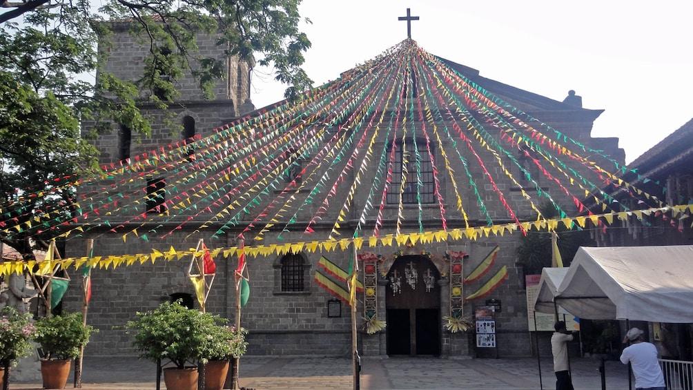 Show item 2 of 5. exterior of church in manila