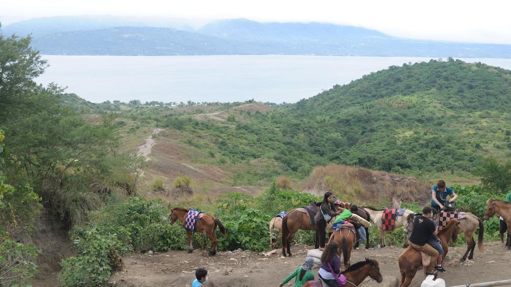 Show item 4 of 5. enjoying vista in manila