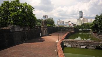 Private Half-Day Manila City Tour