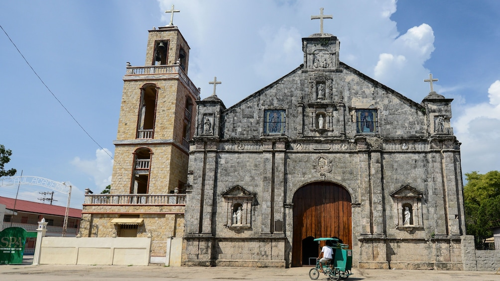 Show item 5 of 5. 18th century cathedral in Cebu
